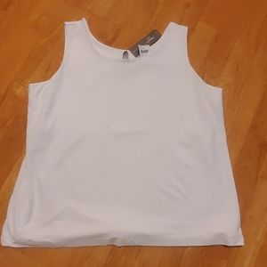 NWT Chicos So Slimming Lined Tank Size 3